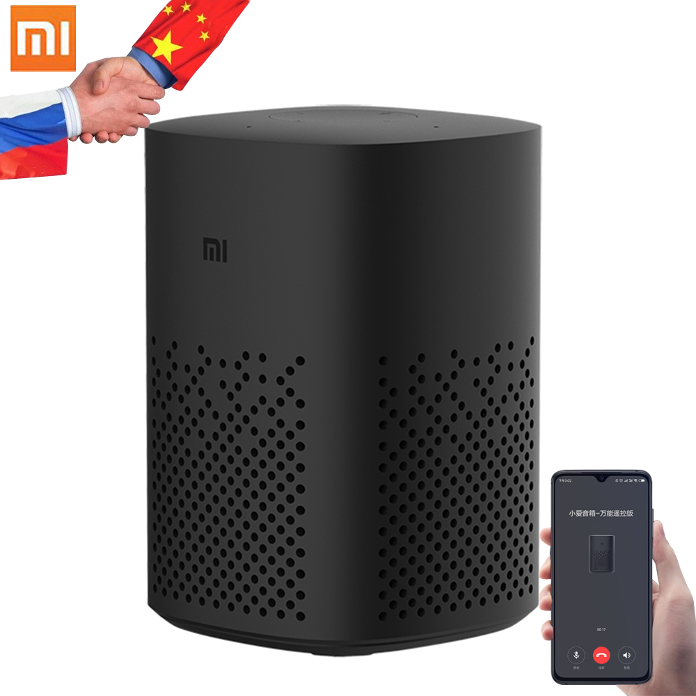 Xiaomi Mi Xiaoai Bluetooth Speaker Universal Remote Control HD Stereo Bluetooth 4 1 Music Player Xiaoai