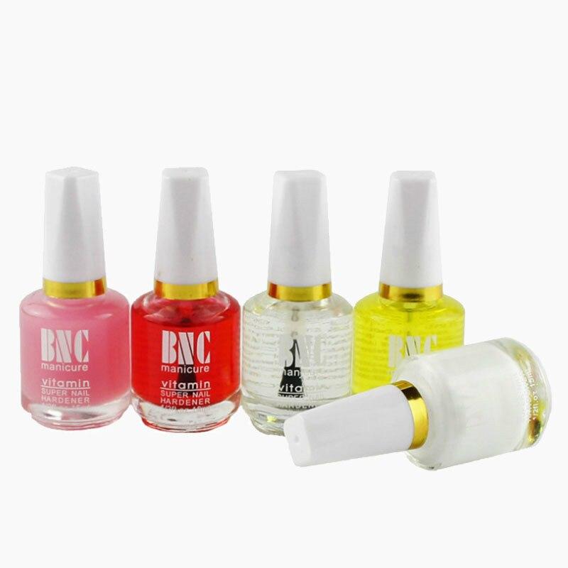 Wholesale 15ML BNC Nail Art Polish Nursing Oil Transparent