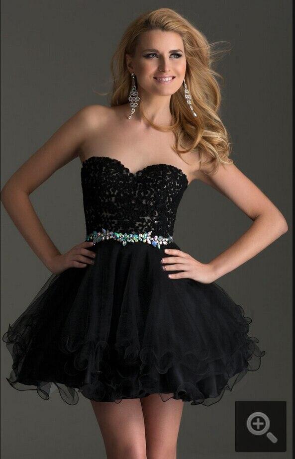 Popular Sweetheart Neckline Cocktail Dress-Buy Cheap Sweetheart ...