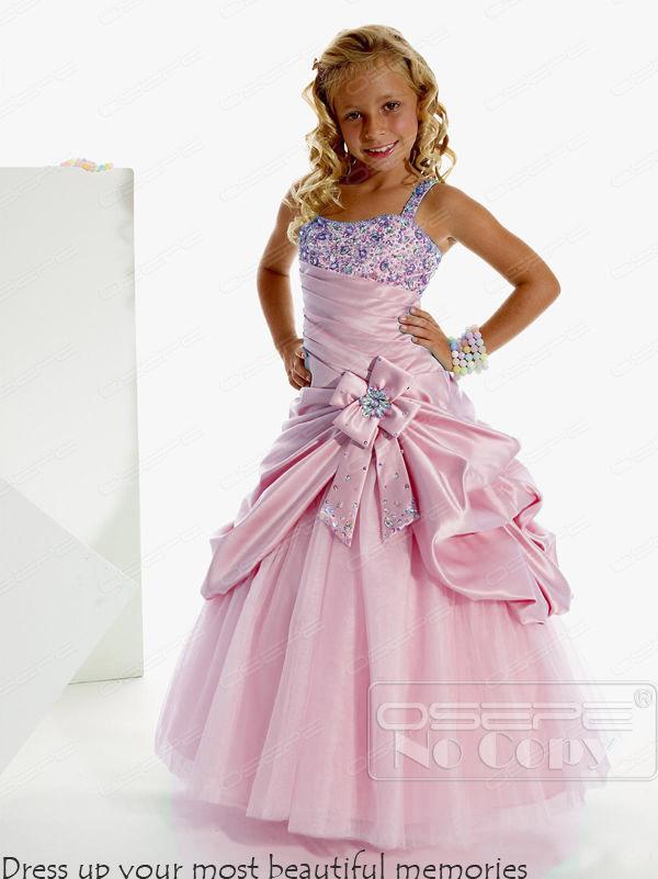 Bautizo cumpleaños de la princesa boda de dama de honor de baile ...