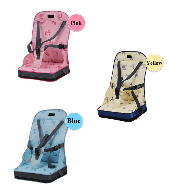Baby Chair Portable Seat Fold Up Cushion Bag Safe And Convenient Feeding