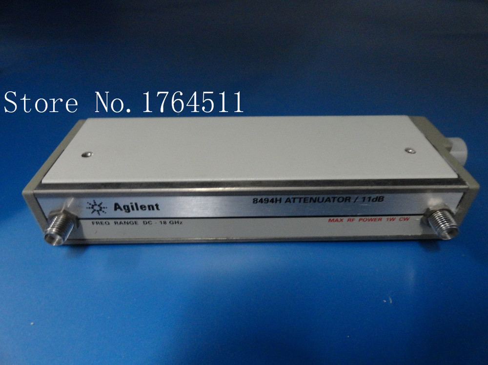 [BELLA] Original 8494H DC-18GHZ 11dB Programmable Step Attenuator 12V