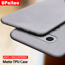 Untuk LG G7 Plus G8 V50 V40 V30 Thinq G6 G5 G4 Q6 Q8 K50 K40 K12 PLUS Anti sidik Jari Case Soft Matte Ultra Tipis TPU Cover(China)