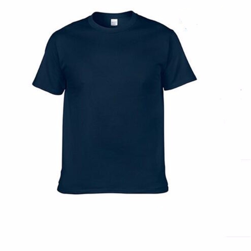 HTB10EqKSpXXXXXkaFXXq6xXFXXXE - Men's Classic Solid Color High-Quality 100% Cotton T-Shirts - Wide Color Variety