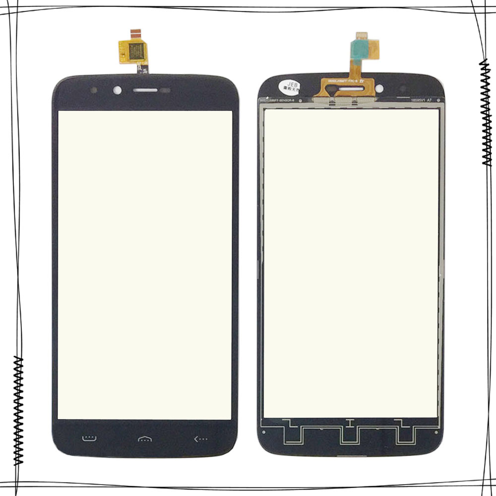5.5 inch Mobile Phone Touch Panel Front Glass Lens Touchscreen Sensor For Homtom HT50 Touch Screen Digitizer