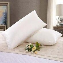 1Pc rectángulo cojín insertar suave de algodón PP silla, sofá o coche habitación a almohada central interior cojín del asiento de