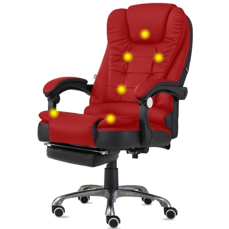 PI#3020 Computer household boss rotating lifting rotary of modern minimalist lazy massage office chair 240337 ergonomic chair quality pu wheel household office chair computer chair 3d thick cushion high breathable mesh