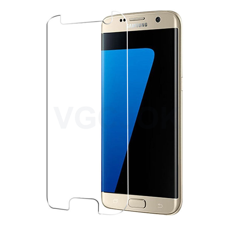 Protective Glass on the For Samsung Galaxy S7 S6 S5 S4 S3 mini Samsung Note 5 4 3 Tempered Screen Protector Glass Film Case
