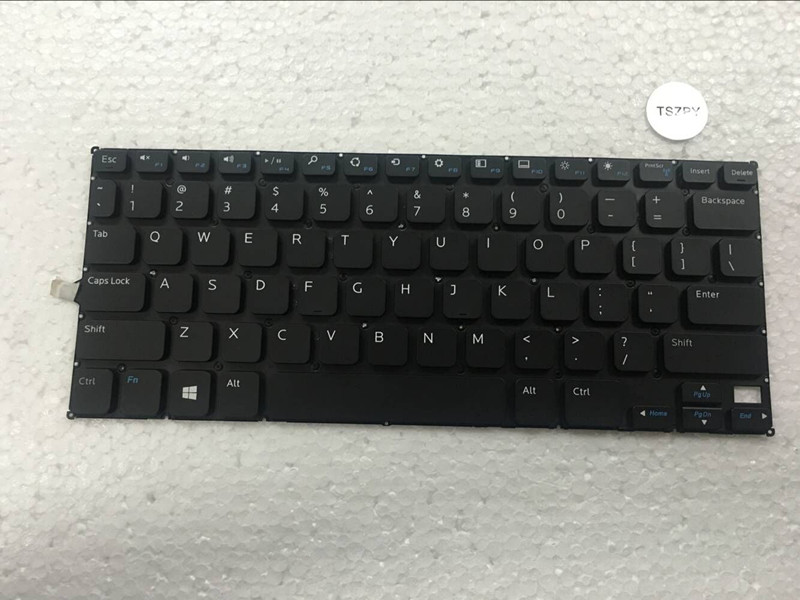 New For <font><b>Dell</b></font> Inspiron 11 3147 11 3148 <font><b>P20T</b></font> Keyboard US V144725AS1 0F4R5H 0R68N6 image