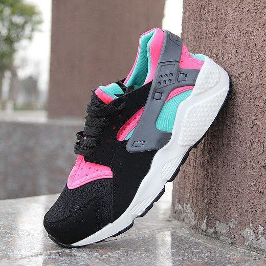 Coréenne mesh respirant chaussures hommes et femmes pour aider à augmenter chaussures de course légères chaussures de sport chaussures