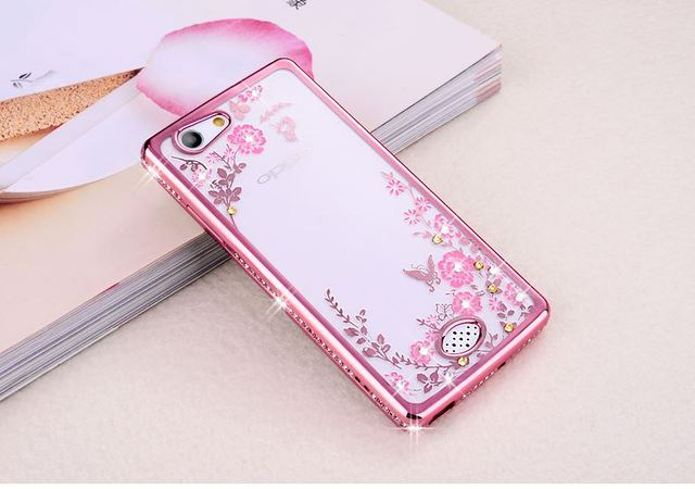 sneakers for cheap 1995a f49ca US $3.59 |For oppo Neo 5 A31 A31T case Luxury good quality Back Cover Cases  oppo31 Neo5 Transparent Flower Coque Mobile Phone Bag-in Fitted Cases from  ...