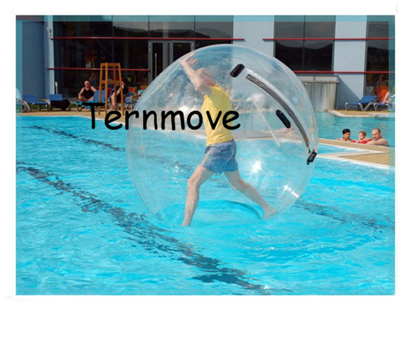 Inflatable Water Walking Ball lakes and park Zorb Ball Ballon inflatable body zorbing ball for kids walk on water balls for sale inflatable water spoon outdoor game water ball summer water spray beach ball lawn playing ball children s toy ball