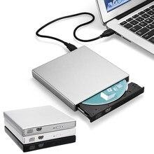 S SKYEE USB 2,0 внешний комбо DVD/CD горелки RW привод CD/DVD-ROM CD-RW плеер Оптический привод для ПК ноутбук с системой windows
