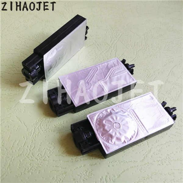 Gratis pengiriman 20 pcs Mimaki UV tinta peredam TX800 kepala dumper untuk JV33 JV5 DX5 Galaxy DX5 printhead peredam besar