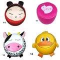 11 estilo mezclado al por mayor de los niños de dibujos animados sofá inflable, vaca flores, animales al aire libre portable inflable sofá sofá Plegable