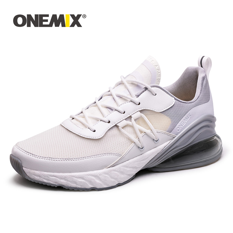 Onemix Female Breathable Mesh Running Shoes Sport Sneakers For Women Outdoor Jogging Athletic Walking Shoes Black Running Shoes in Running Shoes from Sports Entertainment