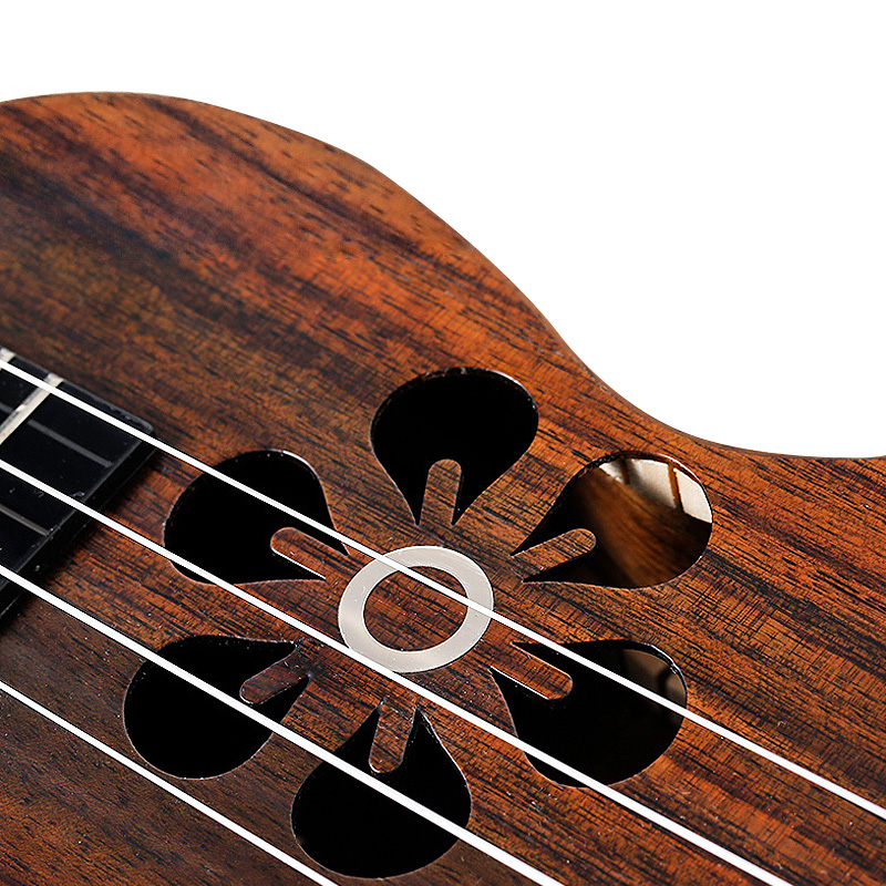 Populele S1 Акустикалық Электрлік Smart Guitar - Музыкалық аспаптар - фото 3