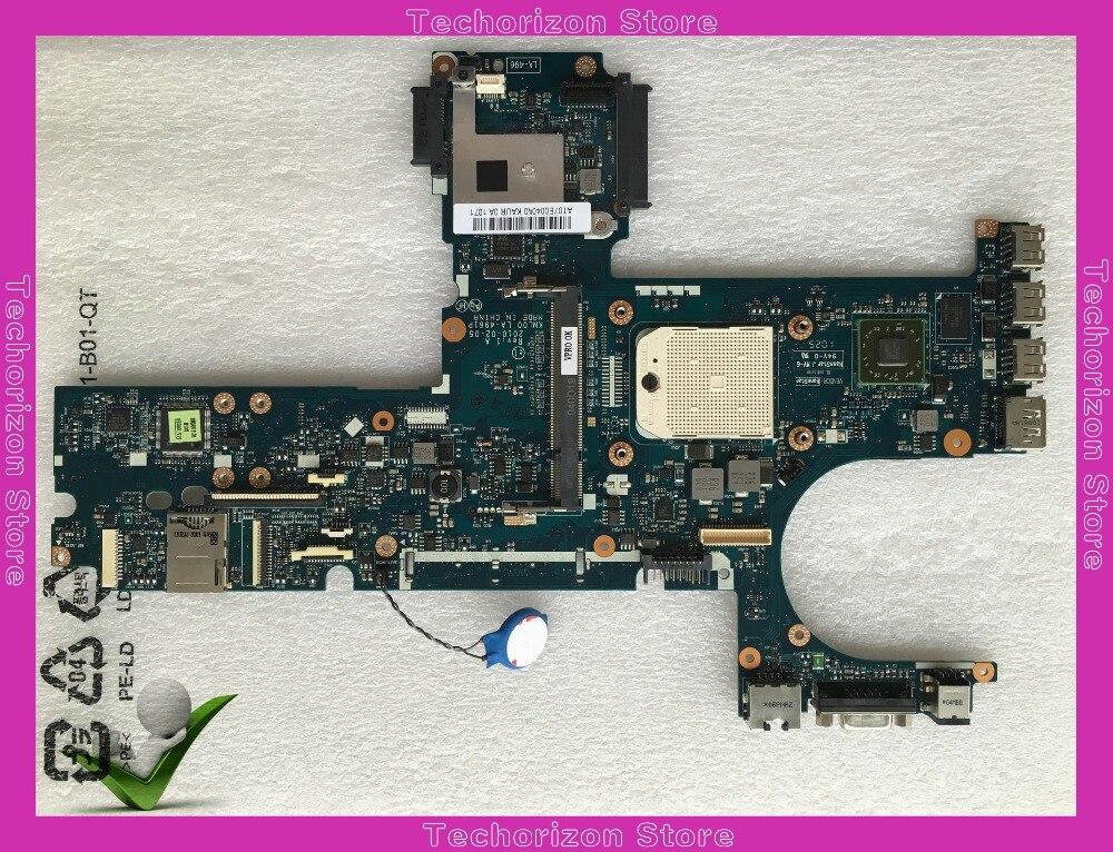 583261-001 FOR HP ProBook 6445B 6545B Laptop Motherboard KML00 LA-4961P REV:1 A SOCKET S1  Tested Working