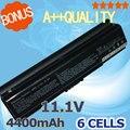 4400Mah laptop battery For DELL Inspiron 1525 1526 1545 1546 1440 1750 0CR693 0GW240 0GW241 0GW252 0HP277 0UK716 0WK371 WK371