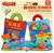 Casa de alcance estéreo livro de pano lalababy mão dos desenhos animados de animais no mar fazenda brinquedo desenvolvimento precoce infantil cognitivo presente recém
