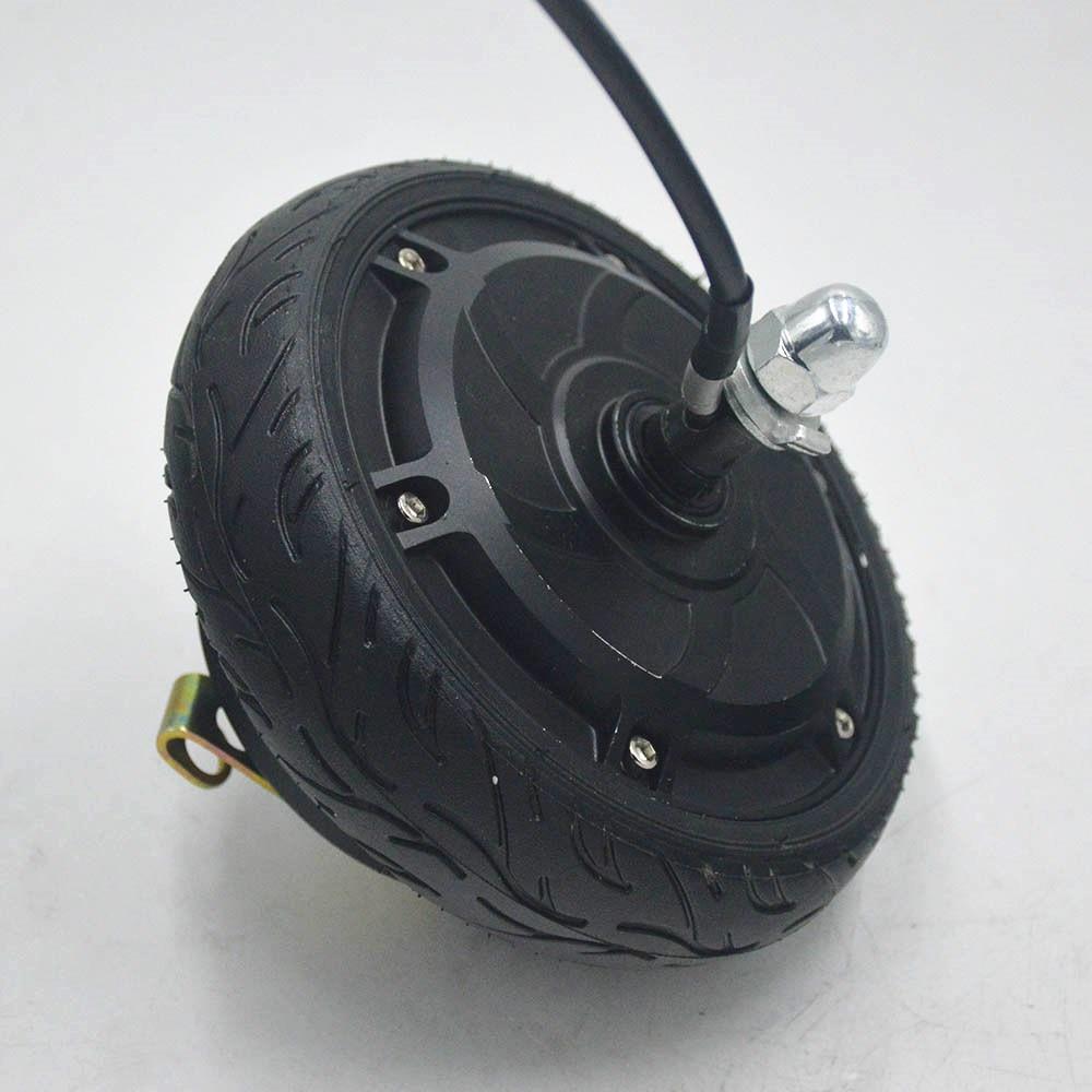 250W 350W 24V 36V 48V electric Scooter motor hub wheel 6 5 inch Scooter Motor engine