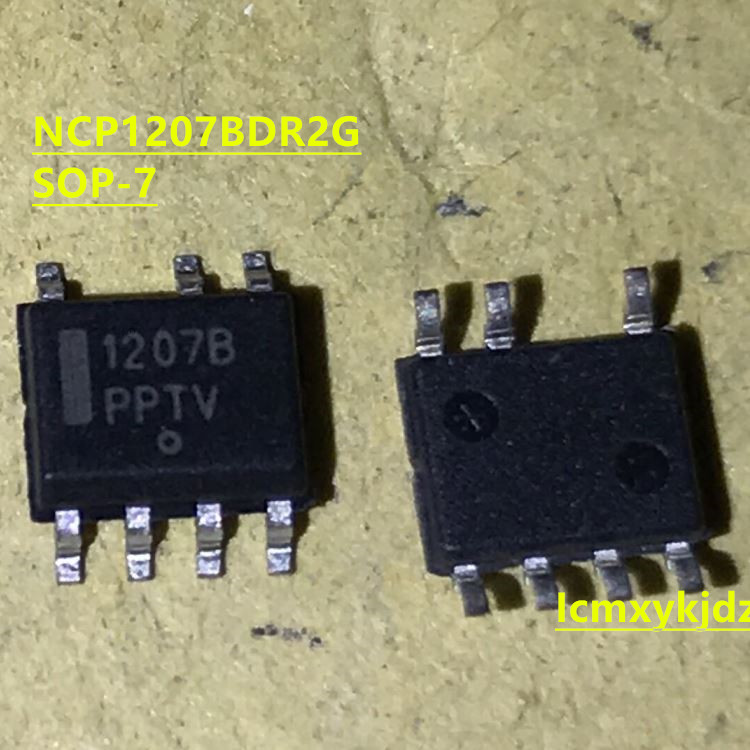 10Pcs/Lot , NCP1207A NCP1207ADR2G NCP1207BDR2G <font><b>1207B</b></font> 1207A SOP-8 ,New Oiginal Product New original free shipping fast delivery image