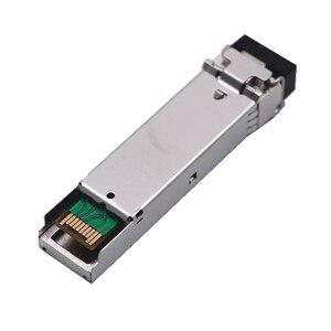 Image 4 - Toptan Yeni 10 adet/grup Cisco GLC LH SMD SFP Optik Modülü, 1000Base LX/LH, 1.25G 1310nm SMF DDM 10 km Dubleks LC Konektörü