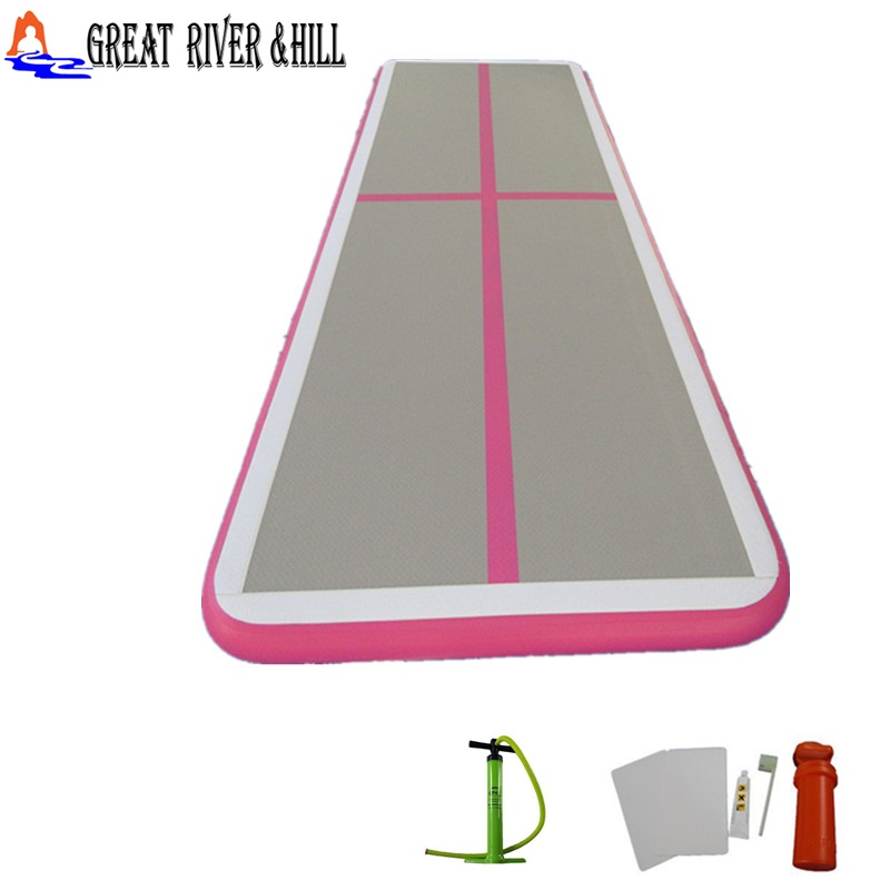 2017 Hot Sale Durable Cheerleading Training Inflatable Gymnastics Mat Air Floor 3mx1mx0.1m2017 Hot Sale Durable Cheerleading Training Inflatable Gymnastics Mat Air Floor 3mx1mx0.1m