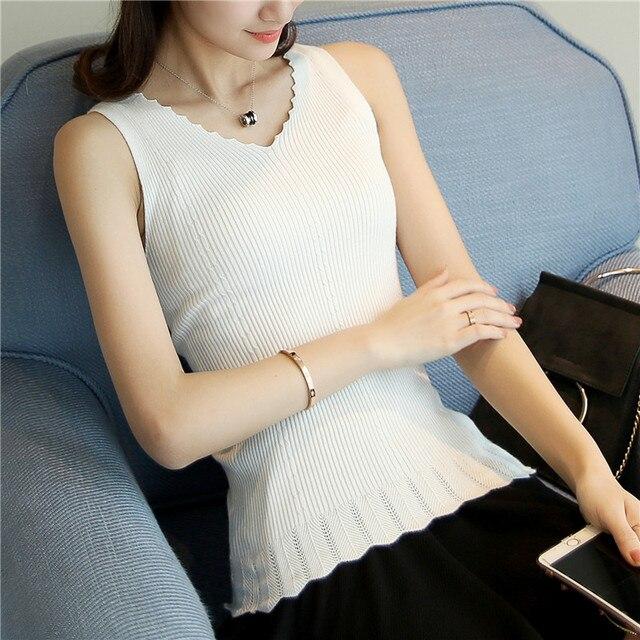 4594 new summer vest knit 18