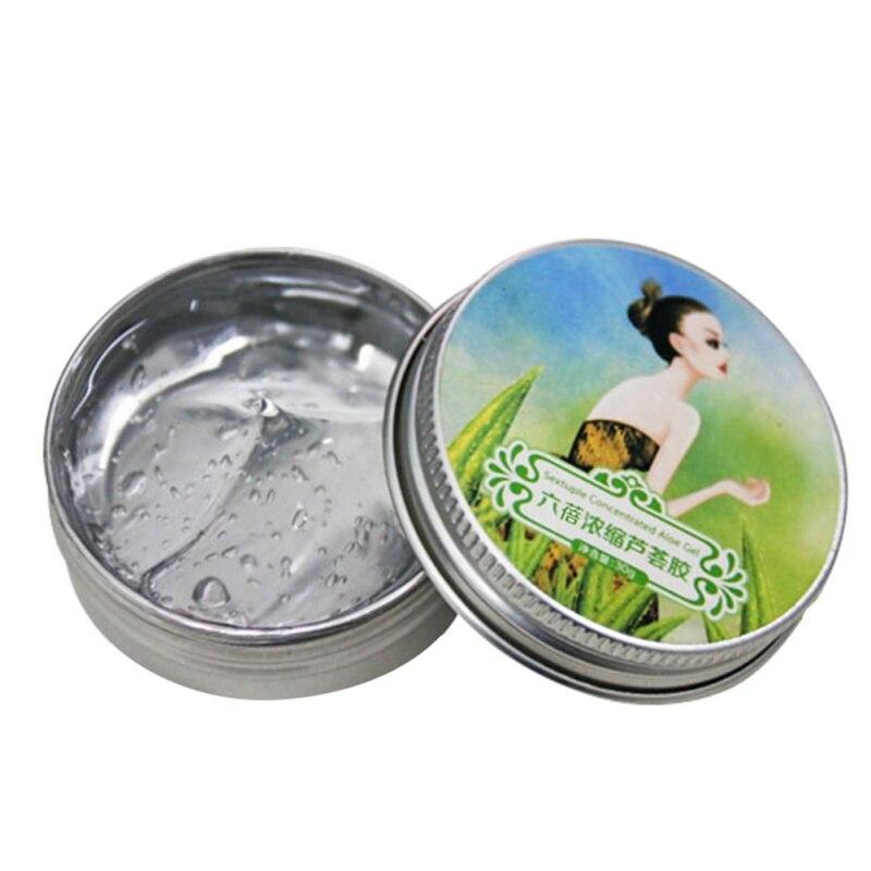 Pure Natural Aloe Vera Gel Super Hydrating Anti-Inflammatory Remove Pimple Skin Care