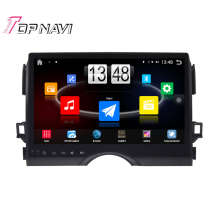 "10.1"" Quad Core Android 4.4 Car PC Stereo GPS For TOYOTA Reiz 2011 2012 2013 With Multimedia Audio Without DVD Free Shipping"