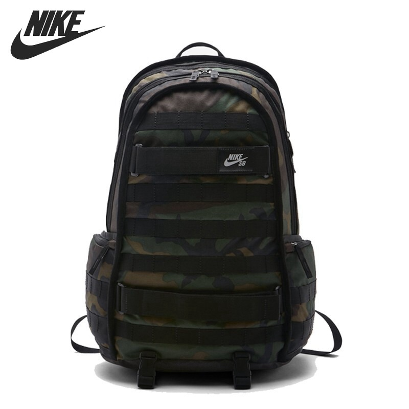 Original New Arrival NIKE NK SB RPM BKPK AOP Men s Backpacks Sports Bags