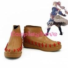 3d788ef7579 Custom Made Japanese Anime Fire Emblem Takumi Cosplay Boots Shoes For Halloween  Christmas