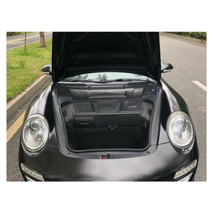 Image 2 - 2 шт. Передняя капота подъемник опорный стержень передний багажник гидравлическая газовая пружина стойка стержень для Porsche 911 Boxster Cayman