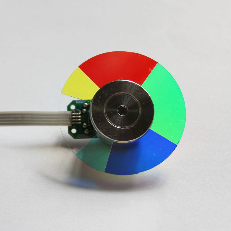 New Projector Color Wheel For BENQ MS613ST MX522P MX514P MS616ST Free Shipping