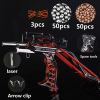 2017 Powerful Catapult Full Set Fishing Slingshot Arrow Brush Slingshot Powerful Fishing Catapult Super Strong Slingshot