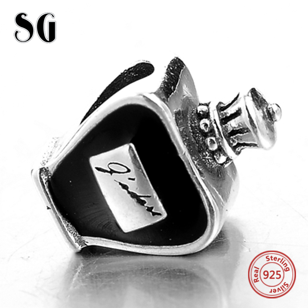 Fit Authentic Charm Pandora Bracelet Silver 925 Original Perfume Bottle Charms Beads for Women Jewelry Sterling silver Berloque in Beads from Jewelry Accessories
