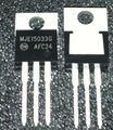 Free shippin 10pcs/lot MJE15033 MJE15033G TO-220  transistor new original