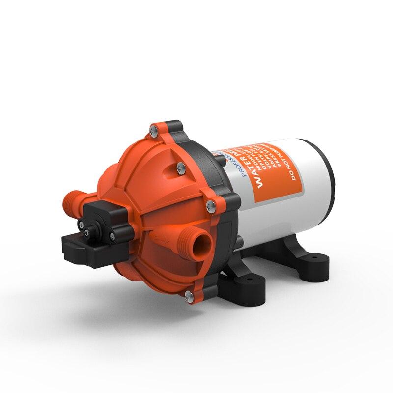 SEAFLO 12 Volt Boat Water Pumps Diaphragm Fountain Pond Pump 60PSI 15.0 LPM for RV Camper