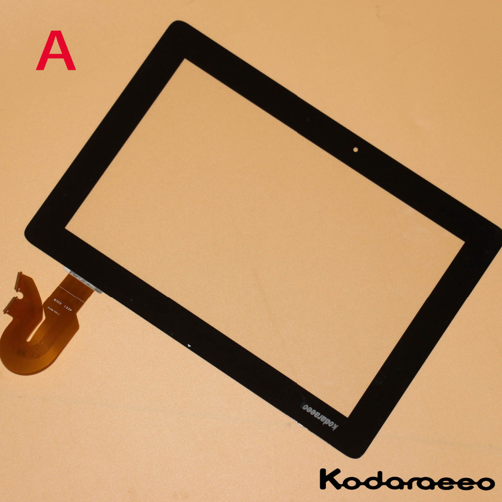 kodaraeeo For Asus MEMO Pad FHD 10 ME301 ME302 ME302C ME302KL K005 K00A Touch Screen Digitizer Glass Panel Replacement 5449N 10 1 inch claa101fp05 xg b101uan01 7 1920 1200 ips for asus memo pad fhd10 me302kl me302c me302 k005 k00a lcd display screen