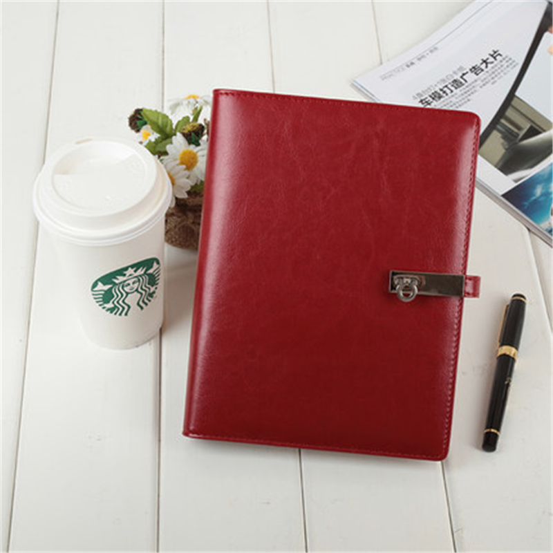 Office Stationery High Quality Notebook Creative Spiral Composition Book Business Daily Memos Promotional Multifunctional Gifts