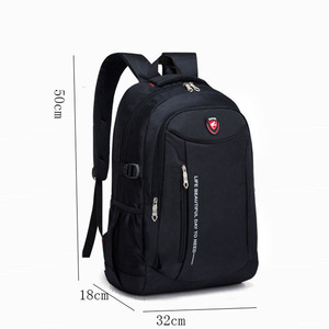 Image 4 - Sac à dos multifonctionnel pour hommes, sac à dos en Nylon dans une variété de couleurs, grande capacité, ordinateur, voyage et loisirs