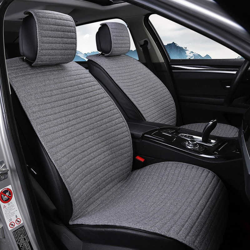 2 шт. Чехол коврик для защиты автомобильного сиденья Универсальные/O SHI автомобильные чехлы для сидений подходят для большинства автомобильных интерьеров, грузовиков, внедорожников или фургонов