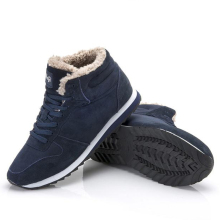Winter Leather Sneakers