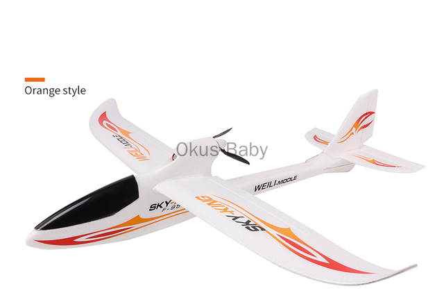 2019 Brand New 2.4G 3Ch RC Airplane Fixed Wing Plane Outdoor toys Drone For Gifts 8