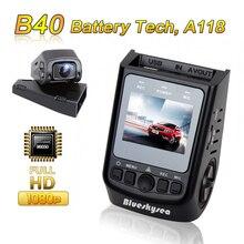 Мини видеорегистратор для автомобили Blueskysea DVR B40 A118 с новатэк 96650 AR03306G 170 градусов объектив DVR H.264 1080P автомобиль Видеорегистратор