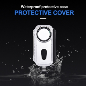 Image 4 - New For Insta 360 One X Waterproof Housings Protective Case Shell For Insta360 One X Panoramic Cam Diving Box Cover Accessories