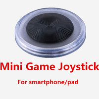 Untrathin Mobile Joystick for Smartphone Gaming Suction Cup Game Stick Controller for Touch Screen Phone Arcade Games