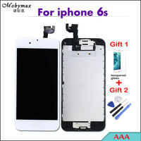 100 Check Test AAA For IPhone 6s 4 7 LCD Full Assembly Touch Screen Digitizer Display