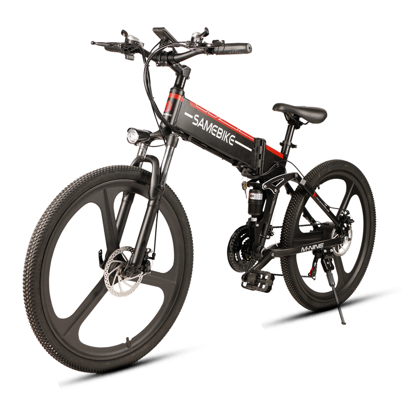 "Foldable Ebike 26"" wheels 25 Km/Hr 35 miles of range"
